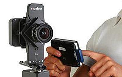 世界上像素最高的环摄相机Roundshot D3
